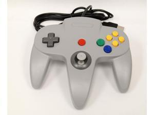 N64 USB Controller Gray For Window, Mac, and Linux by Mars Devices