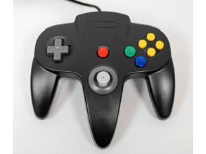 Nintendo N64 USB Controller - Black - by Mars Devices