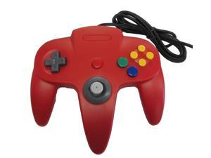 Nintendo N64 USB Controller - Red - by Mars Devices