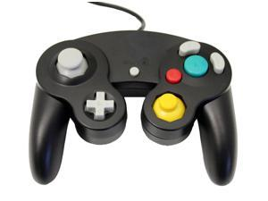 Gamecube USB Controller - Black - For Windows, Mac, and Linux - by Mars Devices