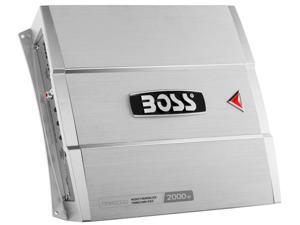 BOSS Audio CHM2000 CHAOS 2000W Monoblock, Class A/B Amplifier