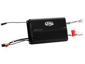BOSS Audio BR1000 1000W 4 Channel Full Range, Class A/B Amplifier