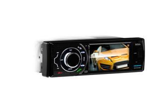 "BOSS Audio BV7949B In-Dash Single-DIN 3.6"" Touchscreen Monitor with Detachable Front Panel Bluetooth DVD Player"