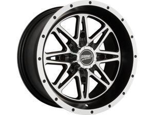 Sedona Badlands Machined Wheel 12X7 4X110 2 5 A78M27011-25S