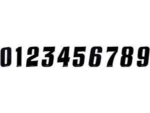 Tangent Pro Digit 3  Black  4 10/Pk 439874