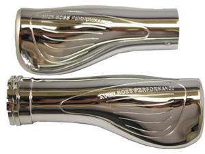Avon Boss Performance Grips Billet (Chrome) Abp-22