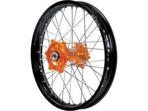 Talon Did Wheel 2.15X18 Org/Blk Sx/Sxf  13 56-4066Ob