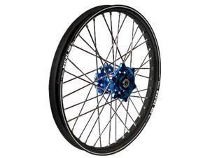 Talon Wheel 1.40X19 Dk.Blu Hub Blk Rim 56-3142Db