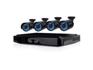 Night Owl 8 Channel HD Security System B-A720-81-4