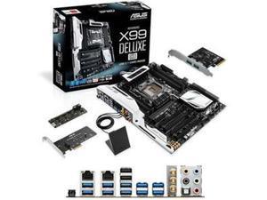 ASUS X99 Deluxe U3.1 Motherboard X99-DELUXE/U3.1