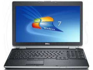 Dell latitude e6540 laptop computer-intel i5 4210m 2.6ghz-8gb ddr3 ram-500gb hard drive-dvdrw-windows 7 pro 64bit-display 1366x768-intel HD graphics good battery dell adapter