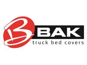 BAK Industries 48309 BAKFlip MX4 Hard Folding Truck Bed Cover Fits F-150 Mark LT