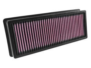 K&N 33-3028 K&N Drop-In High-Flow Air Filter Fits:NON-US VEHICLE SEE NOTES