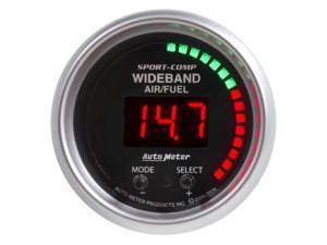 AutoMeter 3397 Sport-Comp Digital Air/Fuel Ratio Gauge