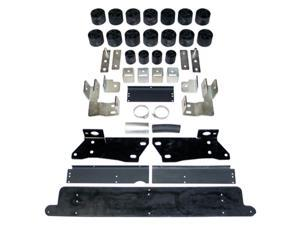 Daystar PA10132 Body Lift Kit Fits 03-05 Sierra 1500 Silverado 1500