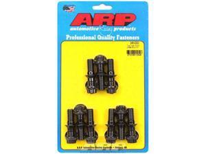 ARP Bellhousing Stud Kit Pro Series 12 Point Nuts Black Oxide P/N 245-0202