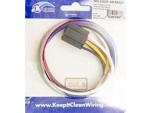 Keep It Clean Single Relay Socket P/N RAS12