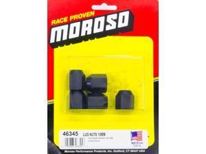 Moroso Lugnuts 12 mm x 1.50 Thread 60 Degree Seat 5 pc P/N 46345