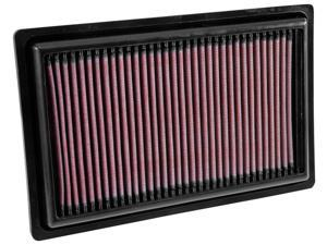 K&N Filters 33-3034 Air Filter Fits 15-16 C300 GLC300 SLK300