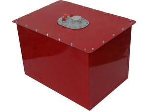 RCI Circle Track 32 gal Red Fuel Cell and Can P/N 1322G