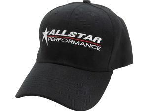 Allstar Performance Black Baseball Hat P/N 99951