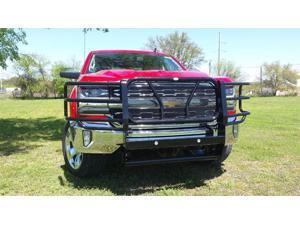 Frontier Truck Gear 200-21-4011 Grill Guard Fits 15-16 Silverado 1500