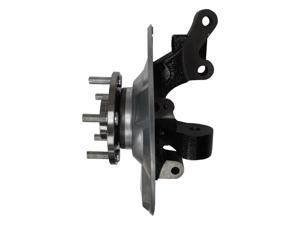 Crown Automotive 68088498AD Axle Hub And Knuckle Assembly