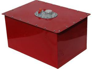 RCI Circle Track 22 gal Red Fuel Cell and Can P/N 1222G