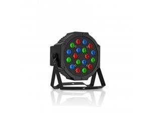 Technical Pro Professional 18 Rgb Dmx512 LED Par Can With Power Linking