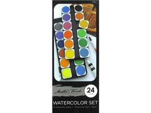 Master's Touch Watercolor Paint Set