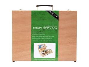 All Media Artist's Supply Sketch Box From TheCraftyCrocodile