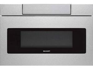 "Sharp  SMD3070AS 30"" Microwave Drawer Oven with Hidden Control Panel  Easy Touch Automatic Drawer System  Keep"