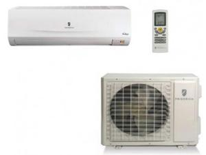 "Friedrich  MM18YJ 34"" Wall-Mounted Ductless Split System with Heat Pump  18 000 Cooling BTU's/23 000 Heating BTU's"