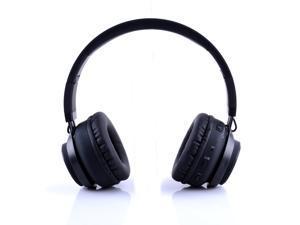 New Black Beyution Overhead Bluetooth Headphones 2-In-1 Rechargeable Stereo Speaker Headphones, Wireless bluetooth headphones + Mini speaker for iPhone&#59; ipad series/ ipod/Samsung - Retail Packaging