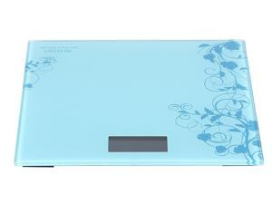 "Mosiso® - Ultra Thin High Accuracy Digital Bathroom Scale with ""Smart Step-On"" Technology(BLUE)"