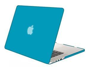 """Mosiso MacBook Air 13 Case, Soft-Touch Plastic See Through Hard Shell Snap On Case Cover for MacBook Air 13.3"""" (A1466 & A1369)"""