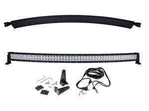 "Totron 54"" DCX Series Curved Double Row LED Light Bar TLB3312 - Combo Beam"