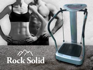 Rock Solid RS3000 Full Body Vibration Fitness Machine
