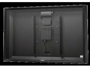 "Apollo Outdoor TV Enclosure fits 46""-50"" Slim LED/LCD TV's. Model AE5046-AWM-BL.  Includes weatherproof Articulating Wall Mount,  Black"