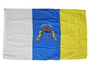Canary Islands - 3'X5' Polyester Flag