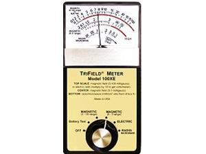 Trifield Flat Frequency Meter - 100XE Version