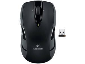 Logitech M545 5 Buttons 2.4Ghz Laser Wireless Mouse - Unifying Nano USB Receiver
