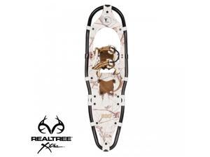Yukon Charlie's REALTREE Xtra Aluminum Snowshoes 9x30 (up to 250lbs) Snow Camo