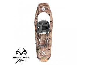 Yukon Charlie's REALTREE Xtra Molded Snowshoes - 8x25 (up to 200lbs) Wood Camo