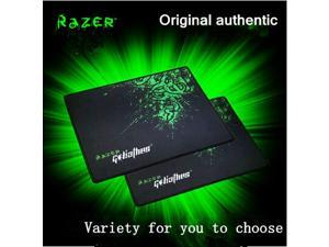 Razer gaming mouse pad 300*250*3mm locking edge mouse mat Control version DOTA2,starcraft,league of legend
