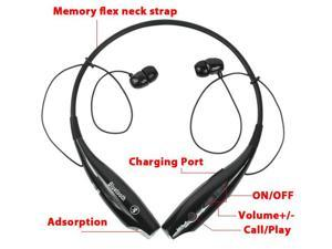 cd755db08d1 Newest HV-800 Wireless Bluetooth HandFree Sport Stereo Headset headphone  for Samsung iPhone LG HTC