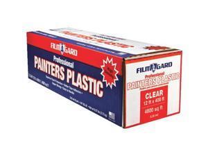 12X400 PLASTIC SHEETING 626263