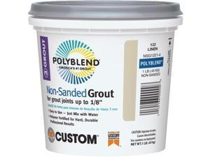 1# NON-SAND BRT WH GROUT NSG3811-4
