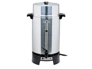 100CUP ALUM COFFEE MAKER 33600