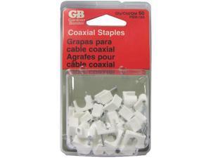 """1/4"""" COAX CABLE STAPLE PSW-165"""